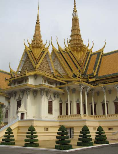 Royal Palace, Phnom Phen