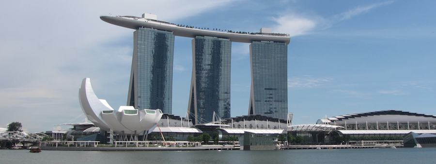 photo of Marina Bay Sands Casino in Singapore