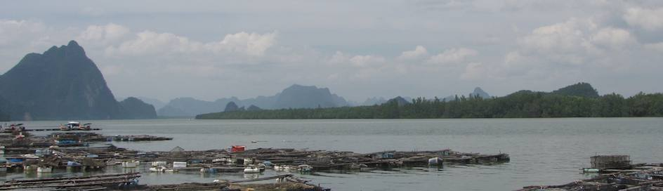 Photo of Thailand waterway