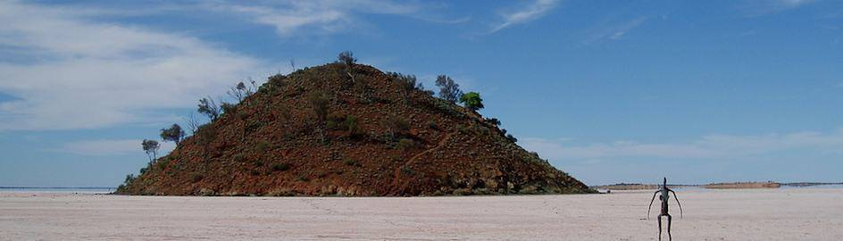 photo of Lake Ballard